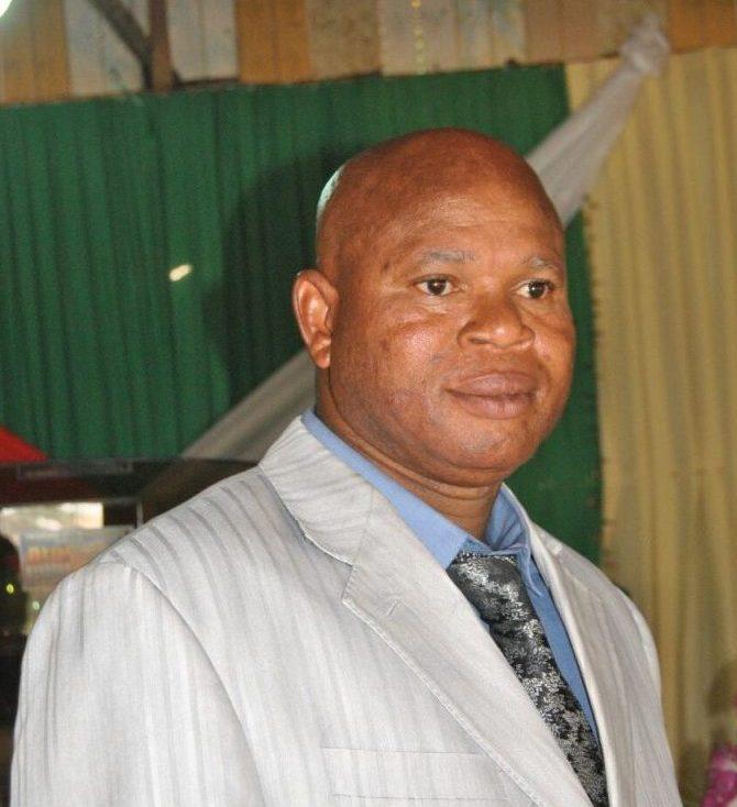Pastor David Alika